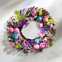 Blancheporte Veľkonočný veniec s vajíčkami