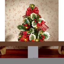 """Blancheporte LED """"Vianočný strom s cezmínou"""""""