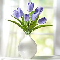Blancheporte Kytica tulipánov, lila lila