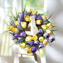 Blancheporte Veniec s tulipánmi