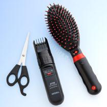 Blancheporte 3-dielna súprava na zastrihávanie vlasov