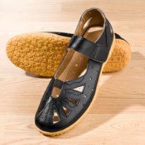 "Blancheporte Sandále ""Sandy"", čierna čierna 37"