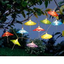 """Blancheporte LED svetelná reťaz """"Dáždniky"""""""