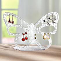 """Blancheporte Organizér na náušnice """"Motýľ"""""""