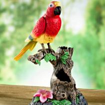 Blancheporte Hovoriaci papagáj