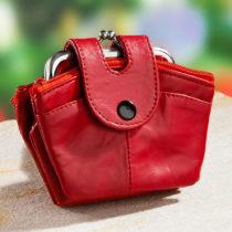 Blancheporte Peňaženka, červená červená