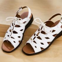 "Blancheporte Sandále ""Dana"", biela biela 37"