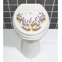"""Blancheporte Obrázok na veko WC """"Levanduľa"""""""