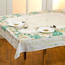 """Blancheporte Obrus """"Dedina"""", prírodná 140 x 170 cm prírodná 140x170cm"""