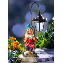 Blancheporte Solárny trpaslík s lampášom