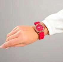 Blancheporte Dámske hodinky, červená červená