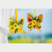 Blancheporte Sisalový motýľ, žltá žľtá