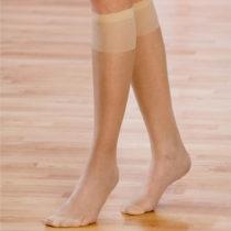 Blancheporte 6 párov podporných podkolienok telová