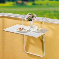 Blancheporte Balkónový sklopný stolík