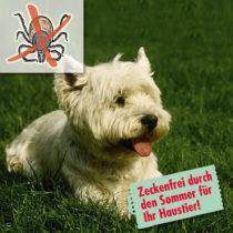 Blancheporte Sprej pre zvieratá odpudzujúci kliešte