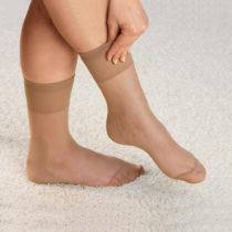Blancheporte 1 pár ponožiek s Aloe vera