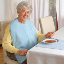 Blancheporte Podbradník pre dospelých, modrá modrá