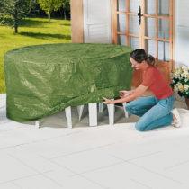 Blancheporte Kryt na stôl + 4 záhradné stoličky