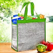 Blancheporte Chladiaca taška 2 v 1, zelená zelená
