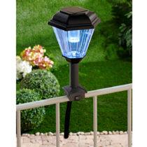 Blancheporte 1 LED solárny lampáš