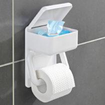 Blancheporte Zásobník na toaletný papier 2 v 1