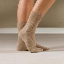 Blancheporte 3 páry špeciálnych dámskych ponožiek pre dámy