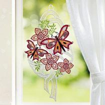 """Blancheporte Okenná dekorácia """"Motýľ"""""""
