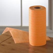 Blancheporte 50 univerzálnych utierok v kotúči, oranžová oranžová