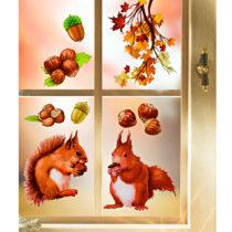Blancheporte Obraz na okno Luskáčik