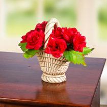 Blancheporte Ruže v košíku
