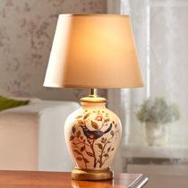"""Blancheporte Stolná lampa """"Vták"""""""