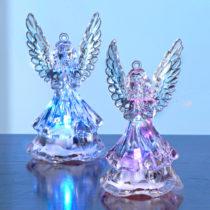 Blancheporte 2 LED svietiaci anjeli