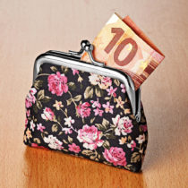 "Blancheporte Peňaženka ""Ruže"""