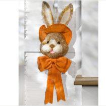 Blancheporte Zajac z lyka, oranžová oranžová