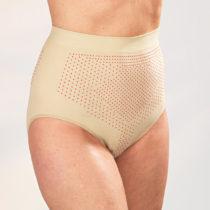 """Blancheporte Zoštíhľujúce nohavičky """"Infračervené body"""" M"""