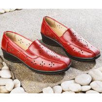 "Blancheporte Obuv ""Edna"", červená červená 41"