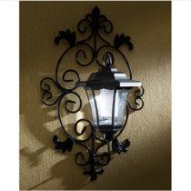 Blancheporte Solárny nástenný lampáš