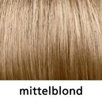 """Blancheporte Parochňa """"Elke"""" sivý melír stredná blond"""