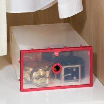 Blancheporte Systémový organizér, červená červená
