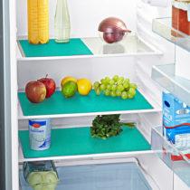 Blancheporte 5 podložiek do chladničky, tyrkysová tyrkysová