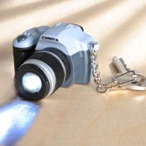 """Blancheporte LED prívesok na kľúče """"Fotoaparát"""""""