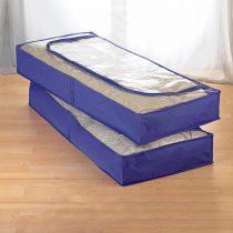 Magnet 3Pagen 2 úložné boxy pod posteľ modrá