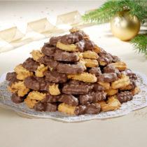 Blancheporte Čokoládové striekané pečivo
