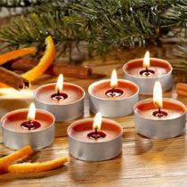 Blancheporte 6 vonných čajových sviečok