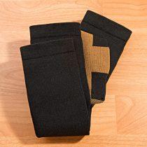 Magnet 3Pagen 2 páry podkolienok s medenými vláknami čierna 39-42