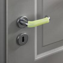 Blancheporte 2 fluorescenčné pásiky na kľučku dverí