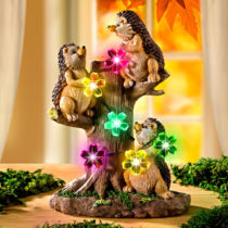 Blancheporte Solárny strom + ježky