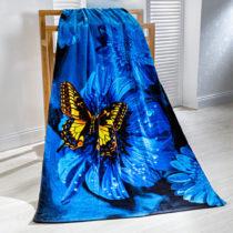 "Blancheporte Osuška ""Motýle"" 75x150cm"