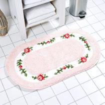 """Blancheporte Podložka do kúpeľne """"Ruže"""""""