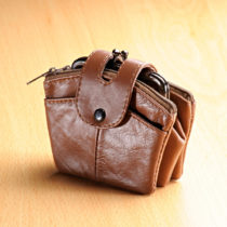 Blancheporte Dámska peňaženka, čierna hnedá